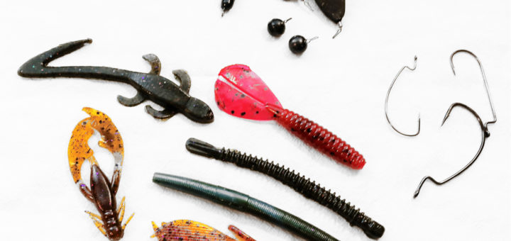power shot bait rigs fishing lures